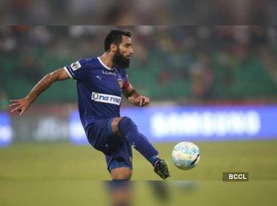 কাশ্মীরের অন্যতম সেরা তারকা ফুটবলার মেহরাজউদ্দিন ওয়াডু