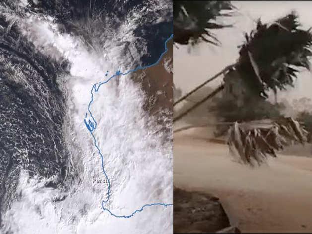 Cyclone Mangga: दशक के सबसे भयानक तूफान के लिए तैयार ऑस्ट्रेलिया