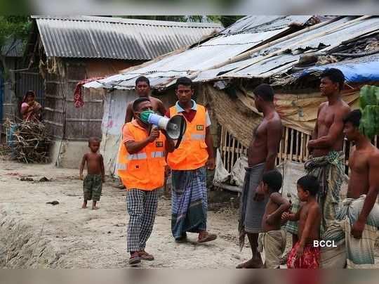 Banglar Abash is giving hope to Sagar people after Cyclone Amphan disaster