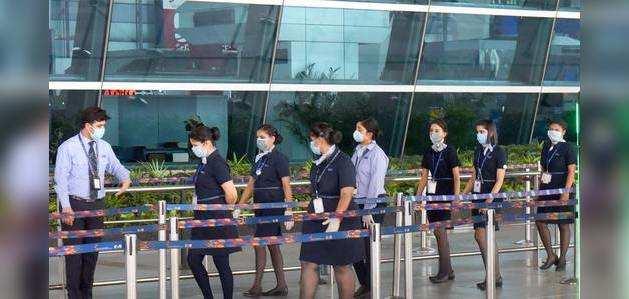 लॉकडाउन में 2 महीने बाद आंध्र प्रदेश और पश्चिम बंगाल को छोड़ देश में घरेलू उड़ान सेवा शुरू