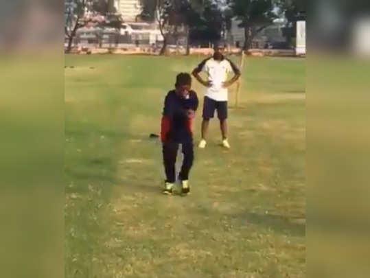 Divyang-Cricketer