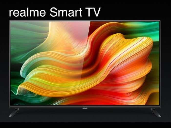 Realme Smart TV से उठा पर्दा, कीमत 12,999 रुपये से शुरू