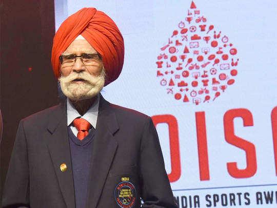Balbir Singh Sr 2020