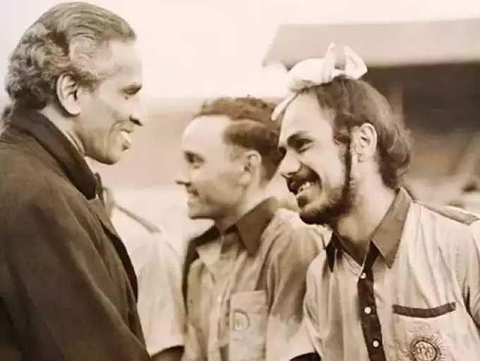 ಭಾರತಕ್ಕೆ 3 ಚಿನ್ನ ಗೆದ್ದುಕೊಟ್ಟ ಹಾಕಿ ದಿಗ್ಗಜ ಬಲ್ಬೀರ್ ಸಿಂಗ್ ಫೋಟೊಗಳು