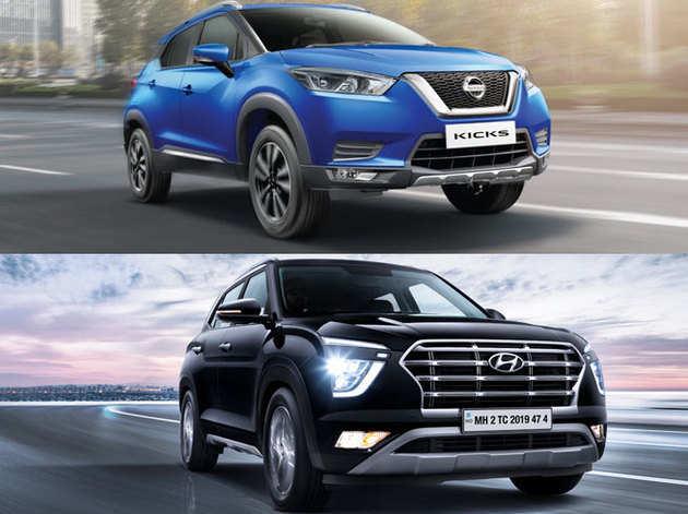 Hyundai Creta या Nissan Kicks, जानें कौन सी SUV ज्यादा दमदार