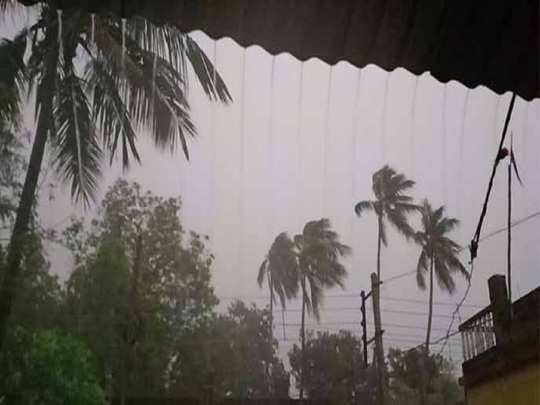 thunderstorm in bengal