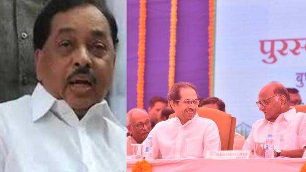 bjp demands presidents rule in maharashtra crucial meet of maha vikas aghadi leaders held