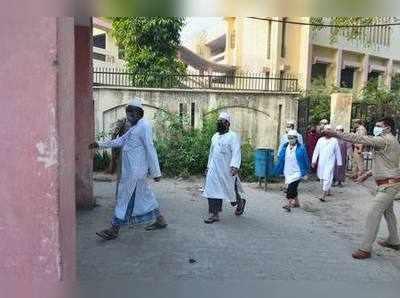 देश के अलग-अलग हिस्सों से मिली थे तबलीगी जमात के कार्यक्रम में हिस्सा लेने वाले लोग। (फाइल फोटो)