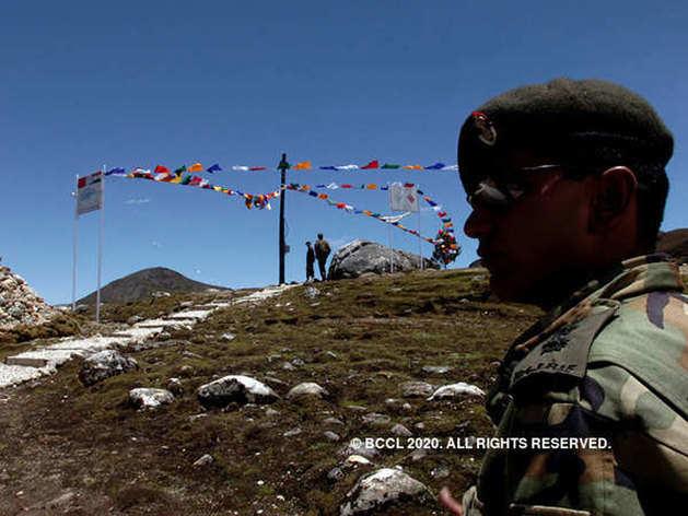 चीन सीमा पर भारत ने बढ़ाई चौकसी