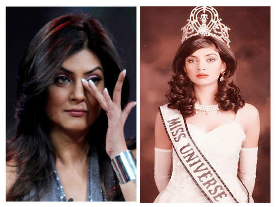 when organizers wanted to send aishwarya rai into the miss universe competition instead of sushmita sen due to passport loss