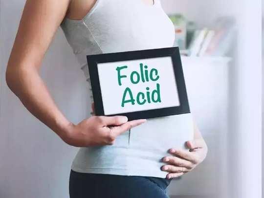 benefits of folic acid during pregnancy in hindi