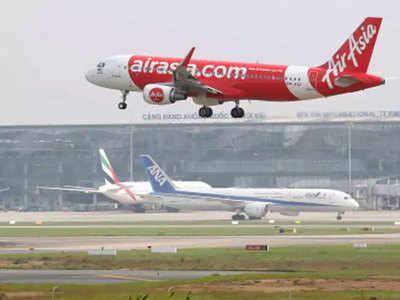 एयर एशिया के विमान की हुई इमर्जेंसी लैंडिंग