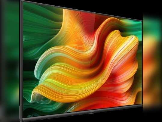 Realme Smart TV: ಸ್ಮಾರ್ಟ್ ಟಿವಿ ಮಾರುಕಟ್ಟೆಗೆ ಹೊಸ ಎಂಟ್ರಿ ಕೊಟ್ಟ ರಿಯಲ್ಮಿ