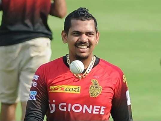 Sunil Narine IPL 2020
