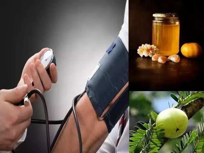home remedies for blood pressure in marathi