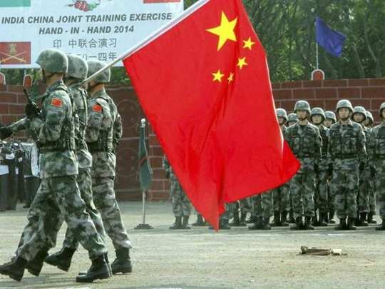 कितनी मजबूत है चीनी सेना, आंकड़ों में जानिए - chinese army militry power  2020 know pla global fire power | Navbharat Times