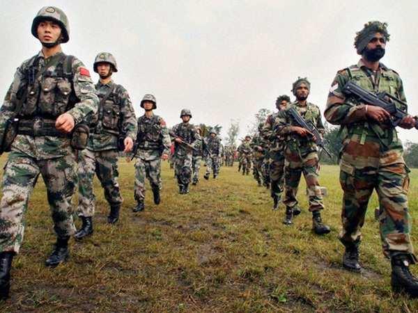 भारत से तीन गुना है रक्षा बजट