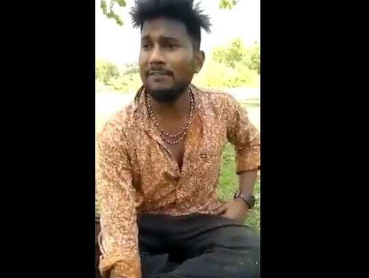 Man Sings Baahubali Song