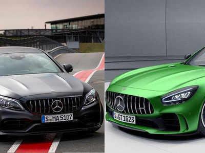 मर्सेडीज की दोनों नई कारें