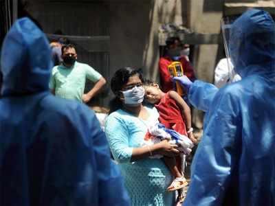 धारावी में कोरोना वायरस
