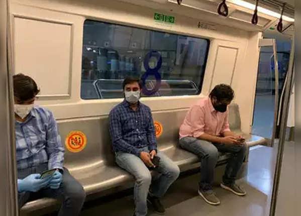 मेट्रो हो सकती है शुरू, इंटरनैशनल फ्लाइट्स पर पाबंदी