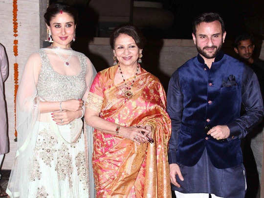 this is how kareena kapoor keeps her mother in law sharmila tagore happy you can also take the tips