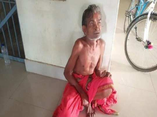 to fight against coronavirus, elderly man chops off man's head in odisha