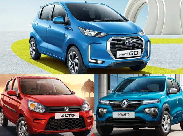 नई Datsun Redi-GO, Renault Kwid या Maruti Alto, जानें कौन सी सस्ती कार बेस्ट
