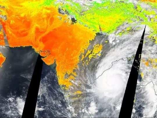 NASA-র স্যাটেলাইটে ধরা পড়ল ভয়ংকর ছবি!
