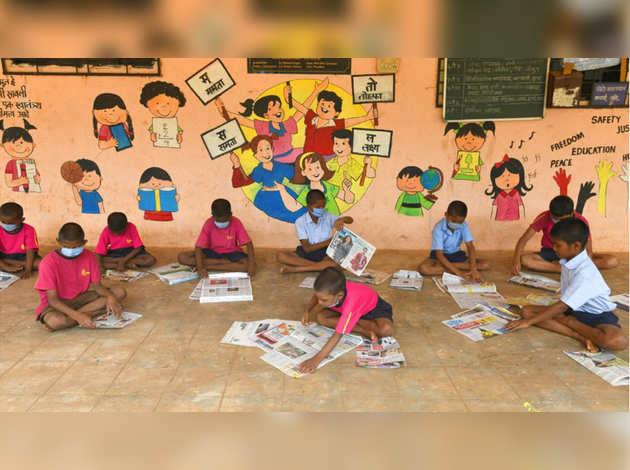 महाराष्ट्र: कोरोना लॉकडाउन ने रेलवे स्टेशन पर रहने वाले बच्चों को दी नई ज़िंदगी