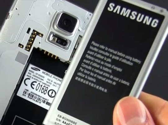 वापस लौटेगा सैमसंग, फिर निकाली जा सकेगी स्मार्टफोन की बैटरी