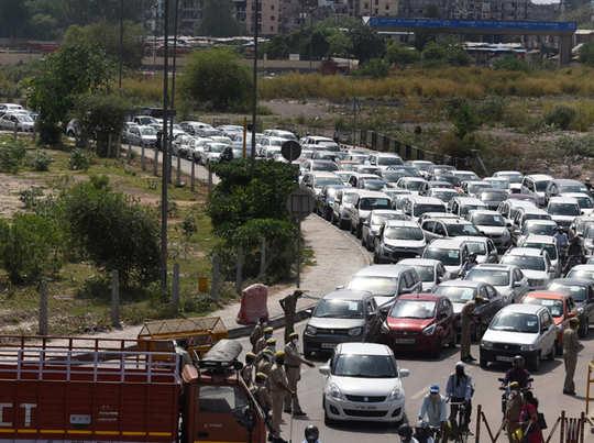 delhi-border