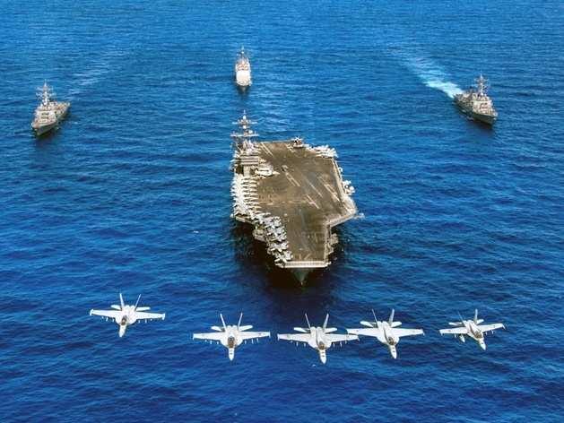 कोरोना महामारी के बीच यूएस करेगा दुनिया का सबसे बड़ा नौसैनिक अभ्यास, चीन को न्यौता नहीं