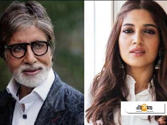 Bhumi Pednekar calls Amitabh Bachchan Baller; upset Big B asks what it means