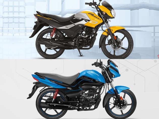 स्प्लेंडर, पैशन, प्लैटिना... देखें 110cc वाली बेस्ट बाइक