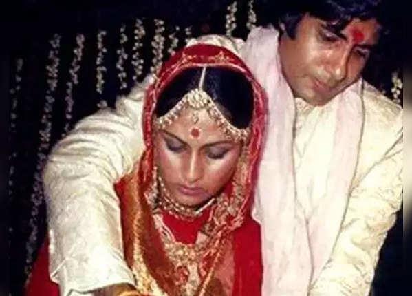 अमिताभ को इसलिए करना पड़ा था जया बच्चन से चट मंगनी-पट ब्याह