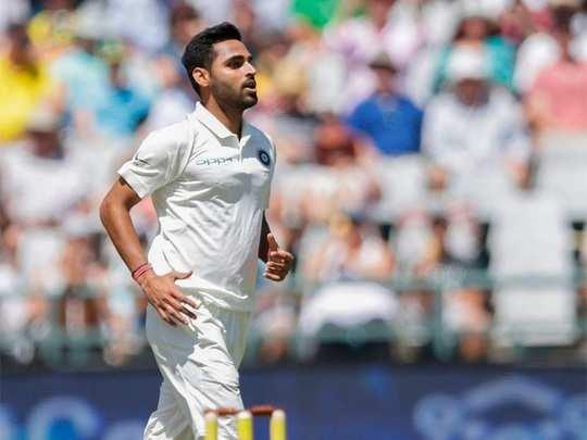 Bhuvaneshwar Kumar Test 2020