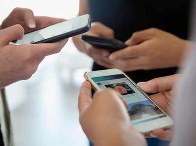 मोबाइल यूजर्स
