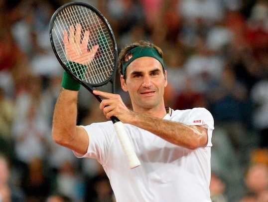 Roger Federer forbes 2020