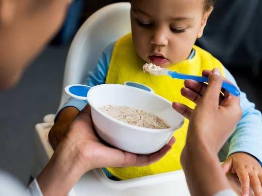 when babies can start to eat dalia in hindi