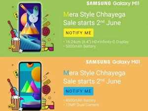 Samsung Galaxy M11: ಜೂನ್ 2ರಂದು ಹೊಸ ಸ್ಯಾಮ್ಸಂಗ್ ಗ್ಯಾಲಕ್ಸಿ ಫೋನ್ ಬಿಡುಗಡೆ
