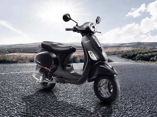 most affordable vespa notte 125 scooter launched with bs6 engine