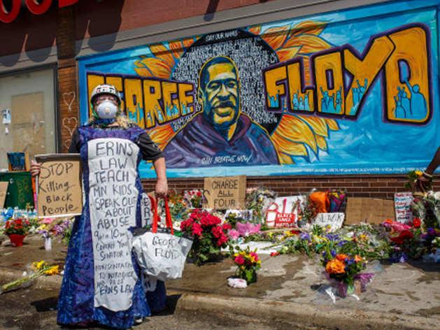 George Floyd Death: अमेरिकी पुलिस की 'पुरानी' बर्बरता, इसलिए 'I Can't Breathe' से गुस्से में हैं लोग