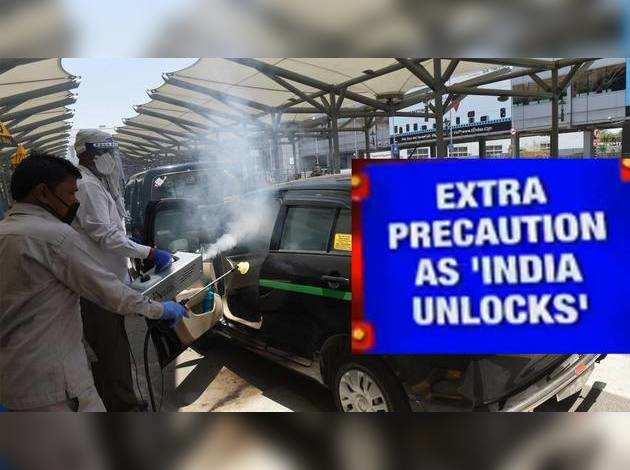 अनलॉक 1.0: दिल्ली में टैक्सी चालकों के लिए जारी किए गए निर्देश