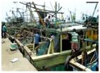 ஆந்திரா:  60 நாளுக்குப் பிறகு கடலுக்குச் செல்லத் தயாராகும் மீனவர்கள்