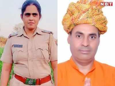थानाधिकारी सुशीला देवी की एक चिट्ठी अब सोशल मीडिया पर वायरल हो गई है।