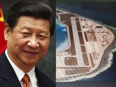 चीन अब पूरे दक्षिण चीन सागर पर 'कब्जा' करने की तैयारी में जुटा
