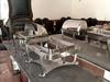 लॉकडाउन इफेक्ट: बंद रेस्तरां पर चोरों ने किया हाथ साफ, कुर्सी और एसी तक उठा ले गए