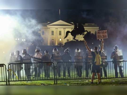 protest in us