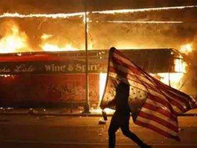अमेरिकी हिंसा